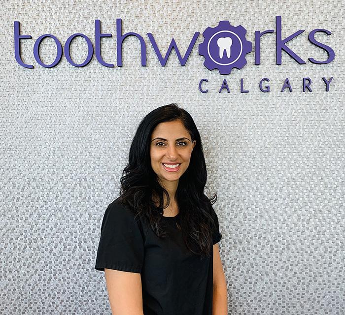 Dr. Sahra Kanji